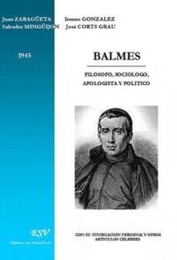Saint-Rémi - Balmes filosofo, sociologo, apologista y politico.