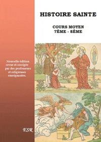 Histoiresdenlire.be Histoire Sainte - cours moyen 7e 8e Image