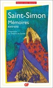 Saint-Simon - Mémoires (extraits).