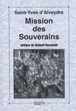Saint-Yves d' Alveydre - Mission des Souverains.