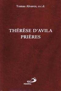 Sainte Thérèse d'Avila - .