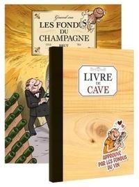 Téléchargez les livres complets en pdf Les fondus du champagne par Saive, Hervé Richez, Christophe Cazenove