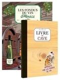 Saive et Hervé Richez - Les fondus du vin d'Alsace - Pack en 2 volumes. Avec un livre de cave offert.