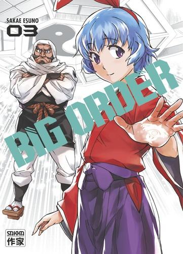 Sakae Esuno - Big Order Tome 3 : .