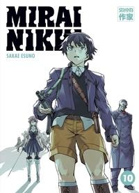 Sakae Esuno - Mirai Nikki Tome 10 : .