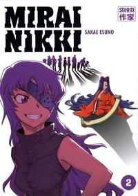 Sakae Esuno - Mirai Nikki Tome 2 : .