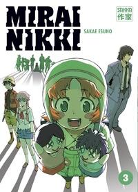 Sakae Esuno - Mirai Nikki Tome 3 : .