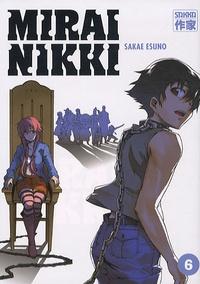 Sakae Esuno - Mirai Nikki Tome 6 : .