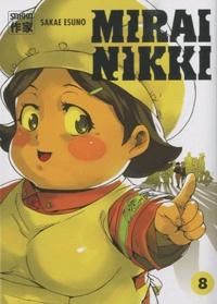 Sakae Esuno - Mirai Nikki Tome 8 : .