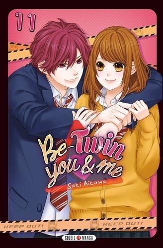 Saki Aikawa - Be-Twin You & Me Tome 11 : .