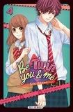 Saki Aikawa - Be-Twin You & Me Tome 4 : .