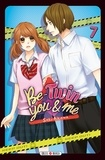 Saki Aikawa - Be-Twin You & Me Tome 7 : Avec une carte.