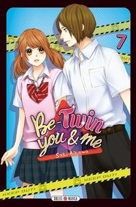 Saki Aikawa - Be-Twin You & Me Tome 7 : Avec une carte.