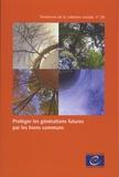 Saki Bailey et Gilda Farrell - Protéger les générations futures par les biens communs.