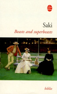 Saki - Beasts and Super-Beasts.