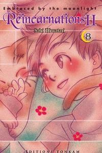 Saki Hiwatari - Réincarnations II Tome 8 : .