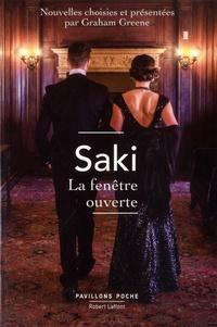 Saki - La fenêtre ouverte.