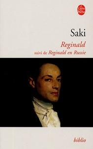 Saki - Reginald suivi de Reginald en Russie.