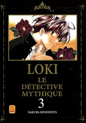 Sakura Kinoshita - Loki Tome 3 : .