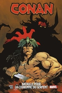 Saladin Ahmed - Conan: Battle for Serpent Crown.