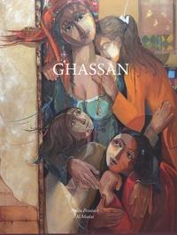 Salah Al Hamdani - Ghassan - De Bagdad à Paris, une vie en peinture.