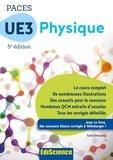 Salah Belazreg - PACES UE3 Physique - 5e éd. - Manuel, cours + QCM corrigés.