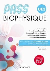 Salah Belazreg et Rémy Perdrisot - PASS UE3 Biophysique.