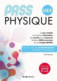 Salah Belazreg - PASS UE3 Physique.