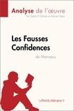 Salah El Gharbi et Ariane César - Les Fausses Confidences de Marivaux (Analyse de l'oeuvre) - Comprendre la littérature avec lePetitLittéraire.fr.