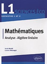 Salah Mehdi et Laurent Mesnager - Mathématiques - Analyse, algèbre linéaire.