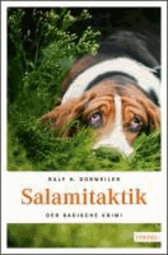 Salamitaktik.