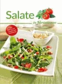 Salate in Variationen.