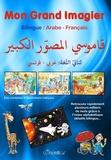 Salim Benseba et Meriem Laouami - Mon grand imagier bilingue arabe-français.