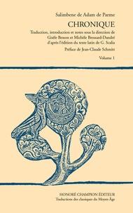 Salimbene de Adam de Parme - Chronique - 2 volumes.