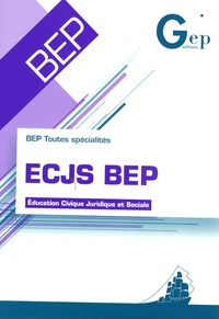 Deedr.fr ECJS BEP - Education civique juridique & sociale Image