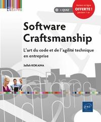 Sallah Kokaina - Software Craftsmanship - L'art du code et de l'agilité technique en entreprise.