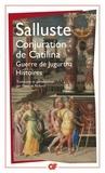 Salluste - CONJURATION DE CATILINA - GUERRE DE JUGURTHA. HISTOIRES.