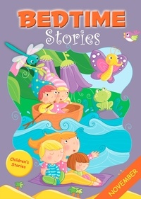 Sally-Ann Hopwood et  Bedtime Stories - 30 Bedtime Stories for November.