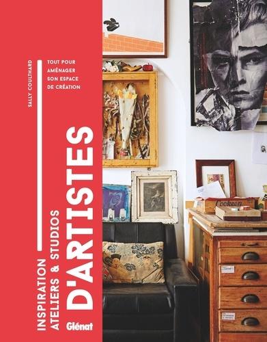 Sally Coulthard - Inspiration ateliers et studios d'artistes - Tout pour aménager son espace de création.