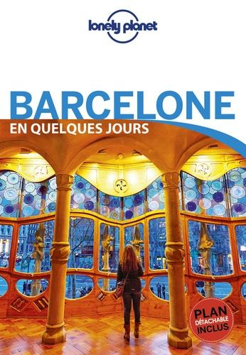 Barcelone en quelques jours 6e édition -  avec 1 Plan détachable
