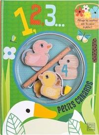 Sally Payne et Susie Brooks - 1, 2, 3... Petits canards - Attrape les canetons avec ta canne à pêche !.