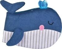 Sally Payne et Peggy Pâquerette - Le chant de la baleine - Un livre en tissu qui va aussi dans l'eau !.