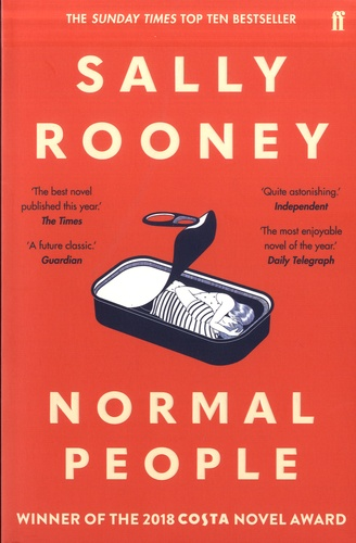 Sally Rooney - Normal people.