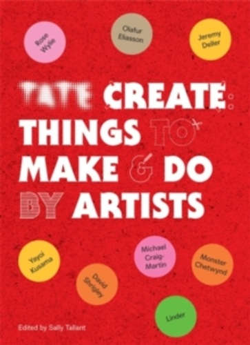 Sally Tallant - Tate create things to make & do by artists.