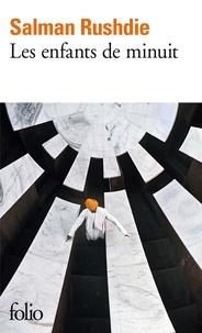 Salman Rushdie - Les enfants de minuit.