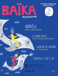 Noémie Monier - Baïka N° 20, octobre 2020 : .