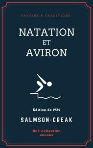 Salmson-Creak - Natation et Aviron.