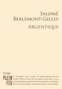 Salomé Berlemont-Gilles - Argentique.