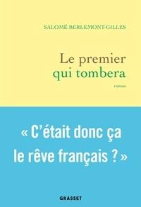 Télécharger des ebooks complets Le premier qui tombera  - premier roman 9782246814399 PDB RTF en francais par Salomé Berlemont-Gilles