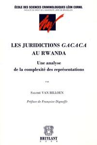 Les juridictions Gacaca au Rwanda - Une analyse de la complexité des représentations.pdf